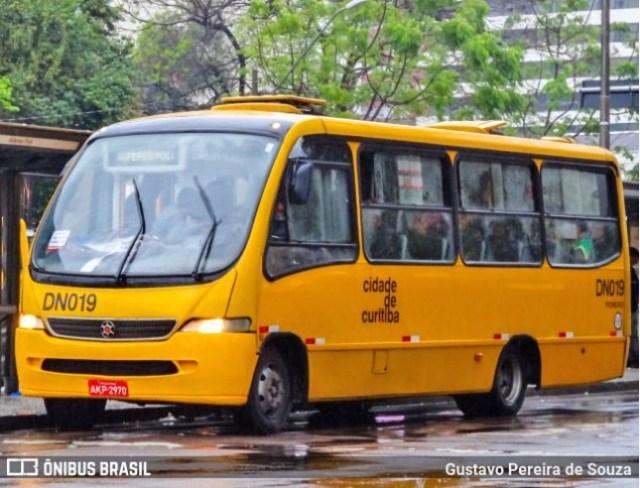 Curitiba: Guarda Municipal deflagra operação no transporte coletivo - revistadoonibus