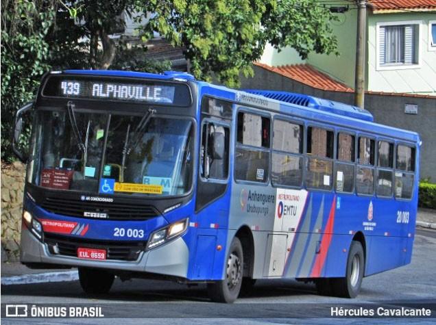 SP: EMTU reforça frota de ônibus em 11 municípios da região oeste da Grande São Paulo
