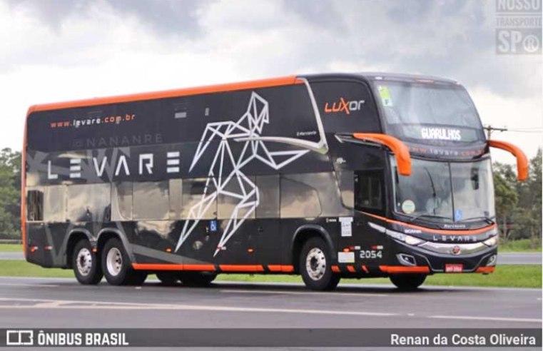 SP: Levare Transportes abre vagas de trabalho para a unidade de São José do Rio Preto