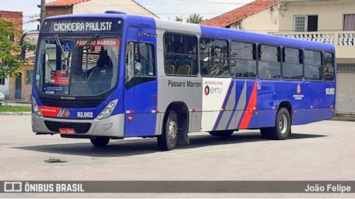 SP: EMTU informa que reforçou a frota de ônibus em viagens intermunicipais no Vale do Paraíba