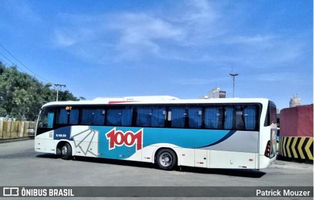 RJ: Auto Viação 1001 deve substituir seus Ideales 770 por Busscar El Buss 320 até julho