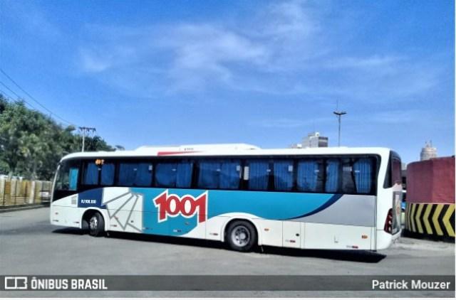 RJ: Auto Viação 1001 deve substituir seus Ideales 770 por Busscar El Buss 320 até julho - revistadoonibus