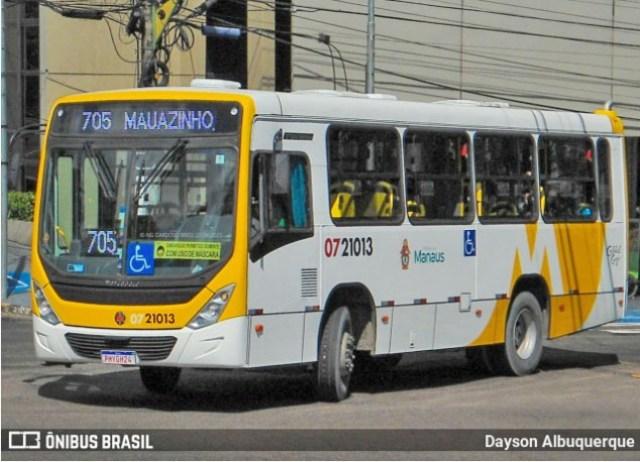 Funcionários da Global Green fazem paralisação em Manaus nesta segunda-feira - revistadoonibus