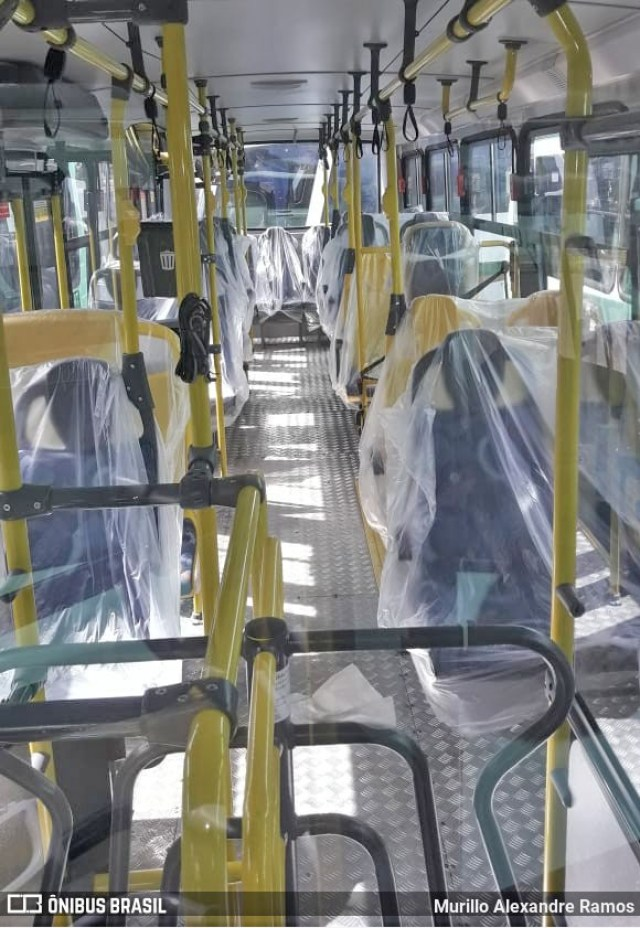 SP: Viação Paraty renova parte da frota para atender o município de Jaú - revistadoonibus