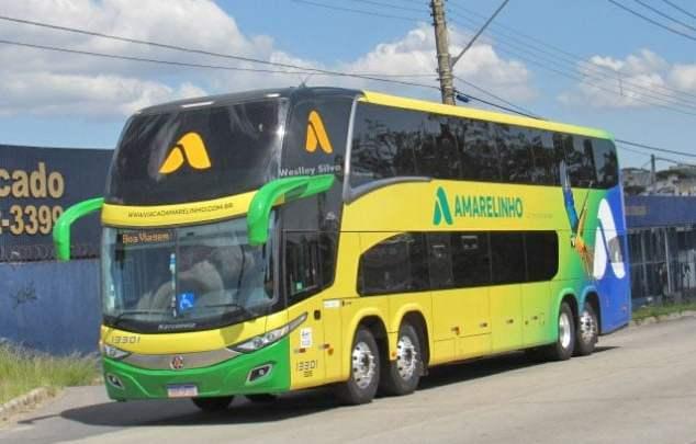 Viação Amarelinho retoma operação a partir do dia 21 de maio