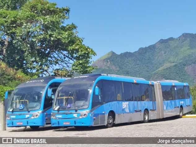 Rio: Intervenção no sistema BRT completa primeiro mês com avanços, diz prefeitura