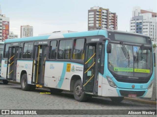 Fortaleza: Rodoviários realizam protesto durante campanha salarial - revistadoonibus