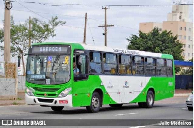 SP: Campinas reforça frota de ônibus em 21 linhas a partir desta segunda-feira - revistadoonibus