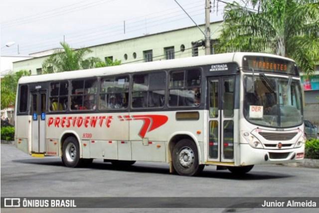 MG: Rodoviários da Viação Presidente fazem paralisação em São João del Rei - revistadoonibus