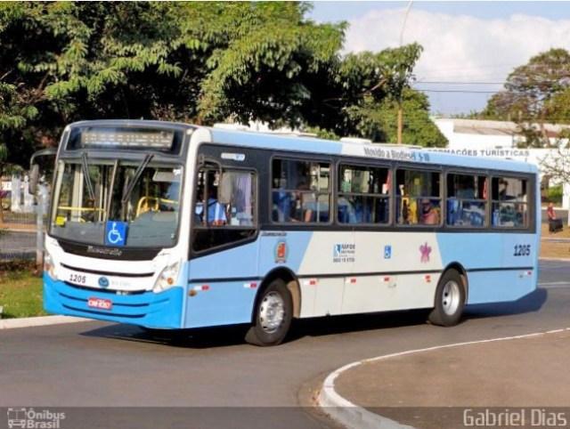 SP: Rio Claro anuncia novos horários em linhas extras de ônibus circulares - revistadoonibus