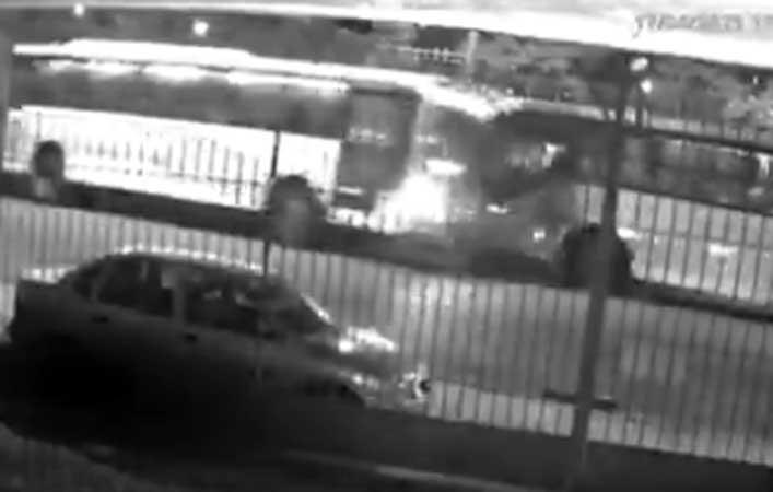 Rio: Vídeo mostra momento em que ônibus batem de frente em Olaria na zona norte