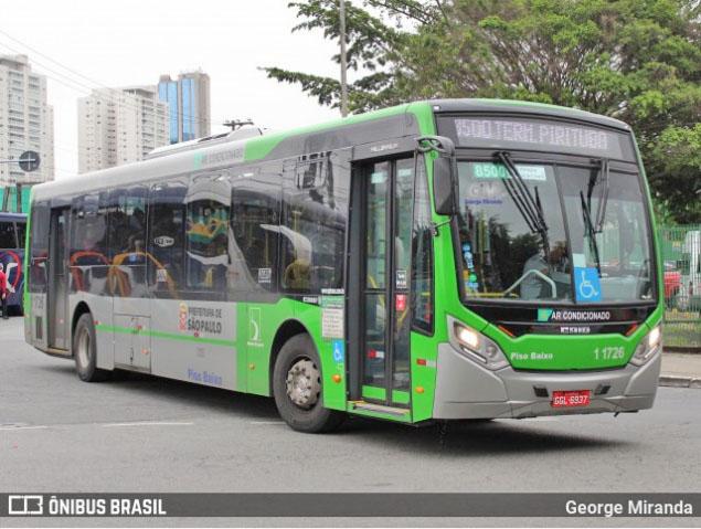 São Paulo: Justiça nega liminar que solicitava 100% da frota de ônibus circulando na cidade