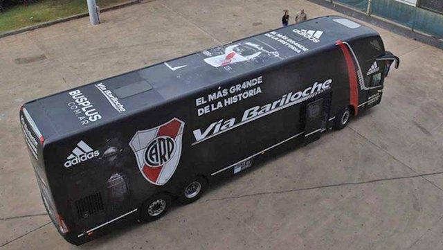 Argentina: Morre o motorista da Via Bariloche que atendia o River Plate - revistadoonibus