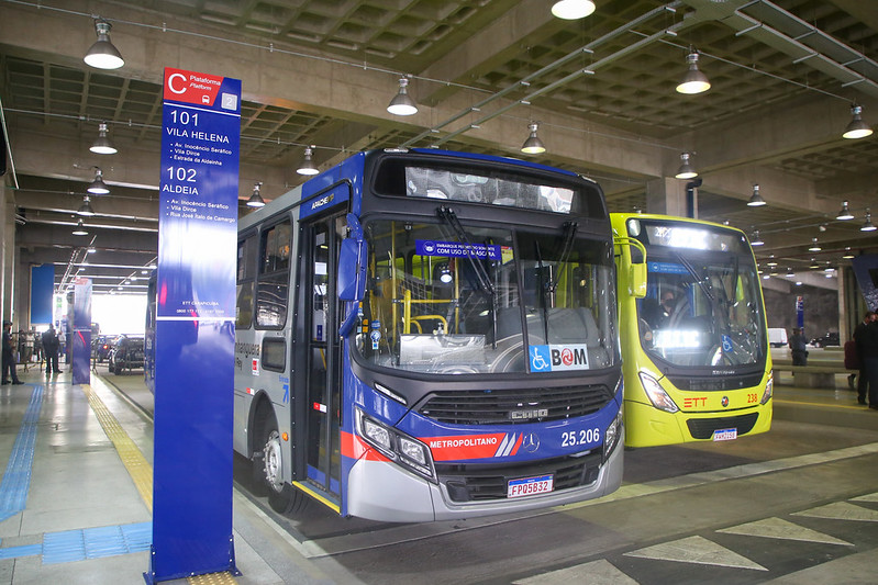 SP: Governo entrega Terminal Carapicuíba e amplia mobilidade na região Oeste