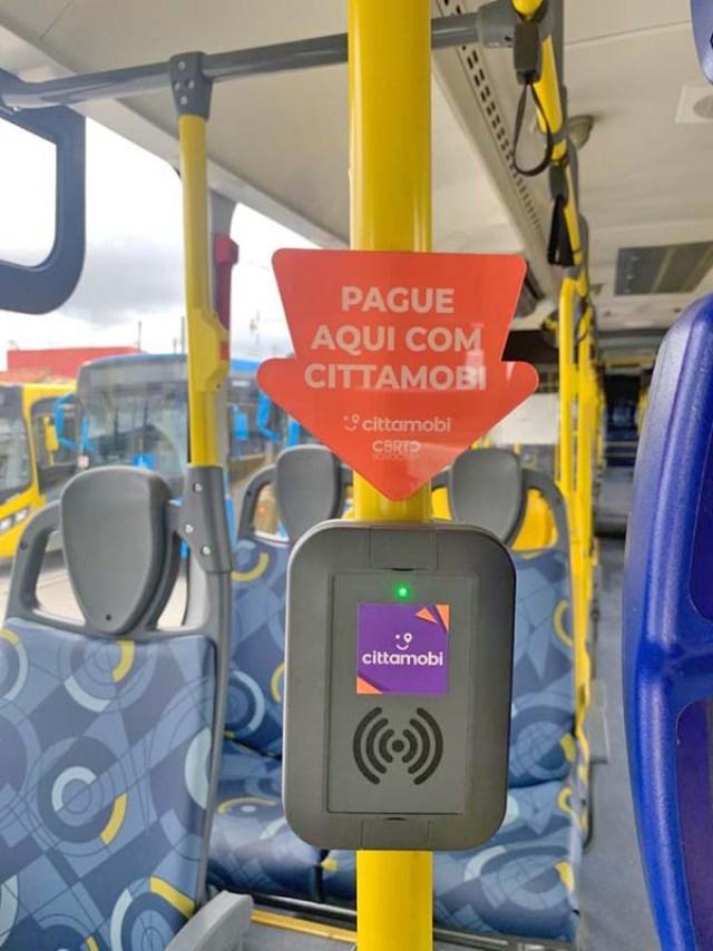 SP: Sorocaba segue com pagamento de tarifa com carteira digital nos ônibus do Consor - revistadoonibus