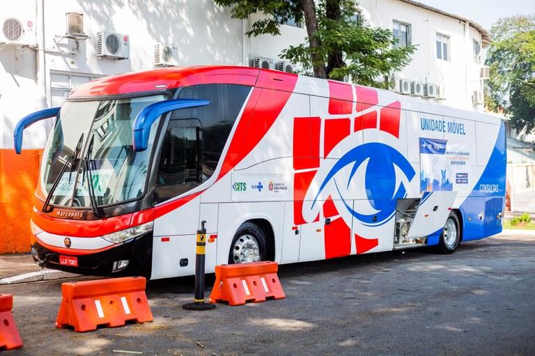 São Paulo: Ônibus laboratório fará exames de covid-19 no Aeroporto de Congonhas