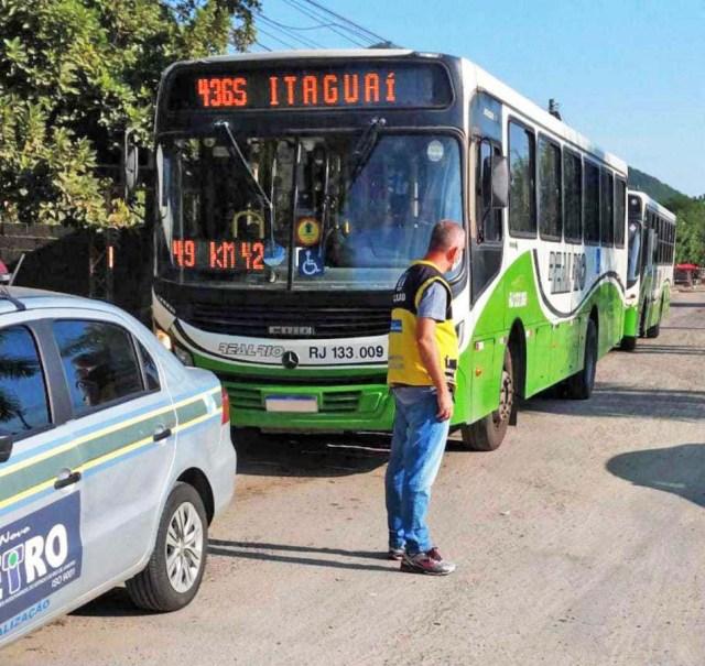 RJ: Fiscalização do DETRO aplicou 115 em ônibus durante o mês de maio - revistadoonibus