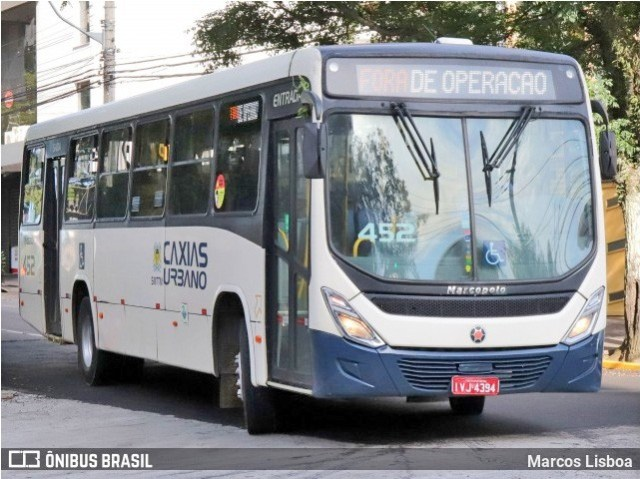 Caxias do Sul: Termina manifestação que impedia a circulação dos ônibus da Visate - revistadoonibus