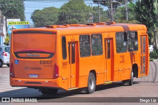 Curitiba: Urbs reforça linhas de ônibus para o concurso da Polícia Militar deste domingo - revistadoonibus