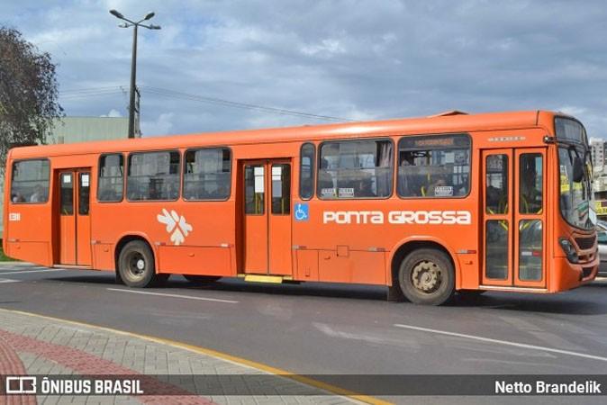 PR: Ponta Grossa realiza restruturação do transporte municipal neste domingo