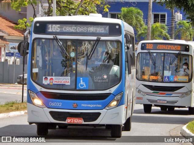 João Pessoa: Prefeitura monta operação com ônibus extras para atender concurso público no domingo