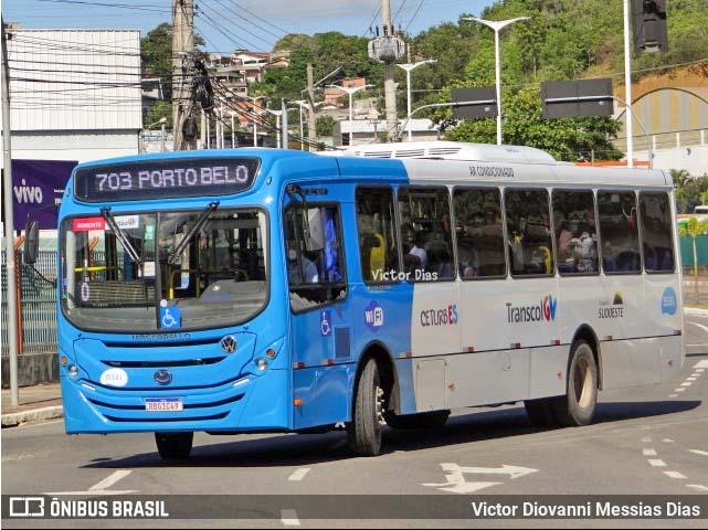 ES: Bandidos fazem arrastão em ponto de ônibus de Cariacica na Região Metropolitana de Vitória