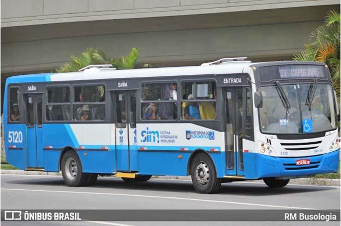 Florianópolis: Homem acaba preso por importunação sexual em ônibus