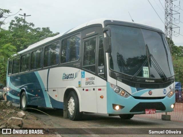 Vídeo: Ônibus da Edacos Transportes bate em poste e complica o trânsito na Zona Norte de Manaus - revistadoonibus