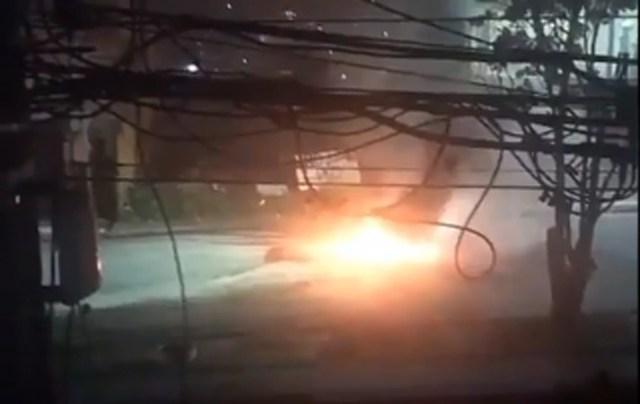 Manaus: Sindicato das empresas de ônibus é atacado por traficantes nesta noite - Vídeo - revistadoonibus