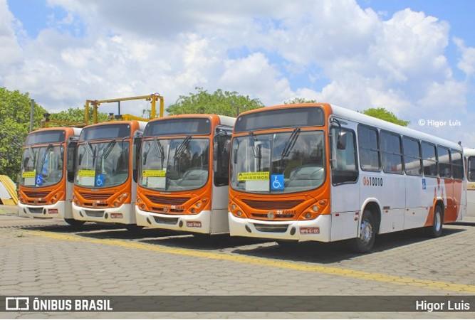Manaus: Sinetram informa que ônibus não voltaram a circular devido onda de ataques