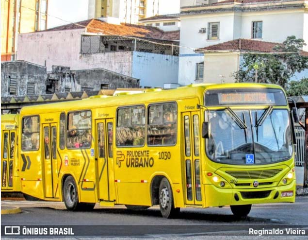 SP: Termina a paralisação de ônibus de Presidente Prudente