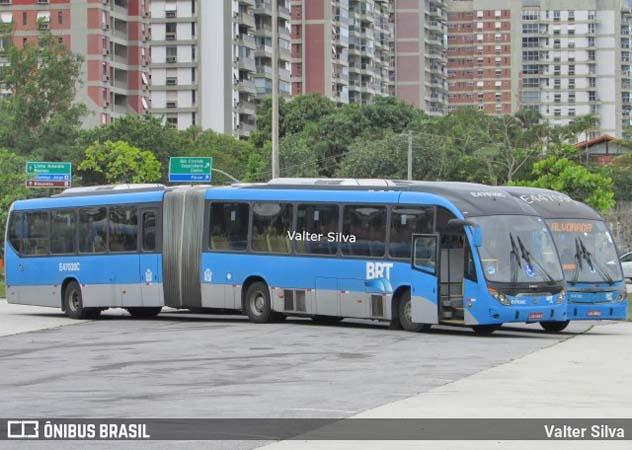 Prefeitura do Rio deve renovar frota do BRT com 500 novos ônibus até 2022