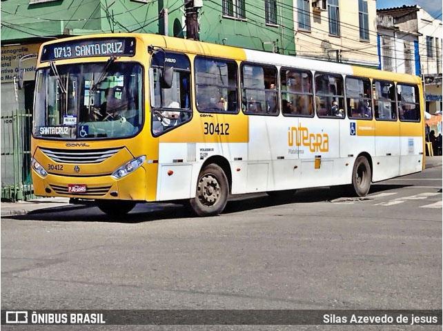 Salvador: Bandido assalta ônibus da Plataforma Transportes na Avenida Vasco da Gama