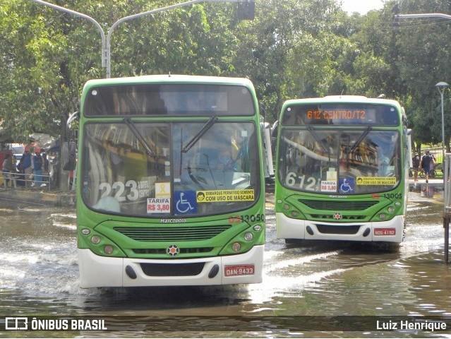 Manaus: Ônibus voltam rodar nesta tarde após onda de ataques por traficantes - revistadoonibus
