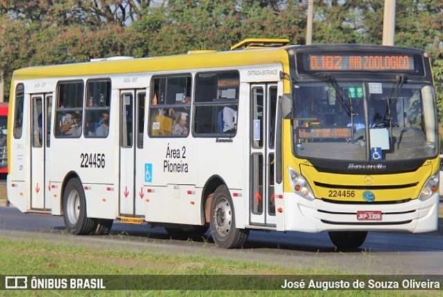 DF: Ônibus passam circular em áreas rurais de duas cidades - revistadoonibus
