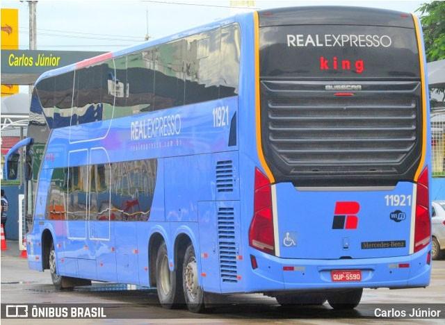 Real Expresso recebe autorização da ANTT para fazer a linha Goiânia x Florianópolis via Campinas e Curitiba - revistadoonibus