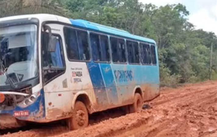 Vídeo: Viagem até Manaus pela BR-319 pode durar mais de 20 horas