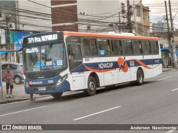 Rio: Tiroteio em Manguinhos deixa passageiros de ônibus apreensivos