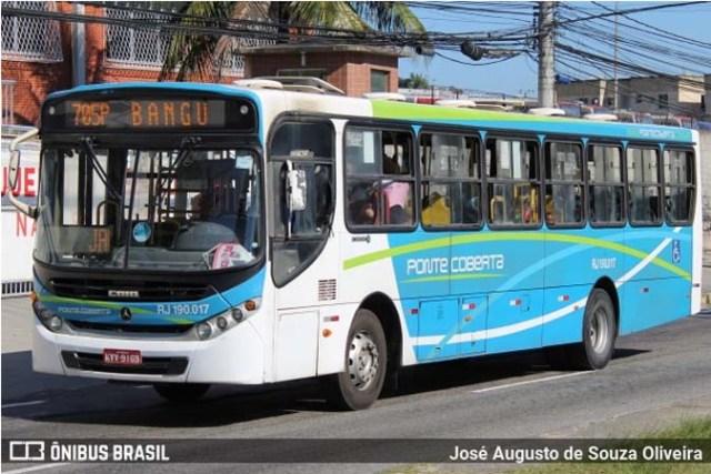 RJ: Ponte Coberta pode estar repassando ônibus usados para a Viação Itapemirim - rumor - revistadoonibus