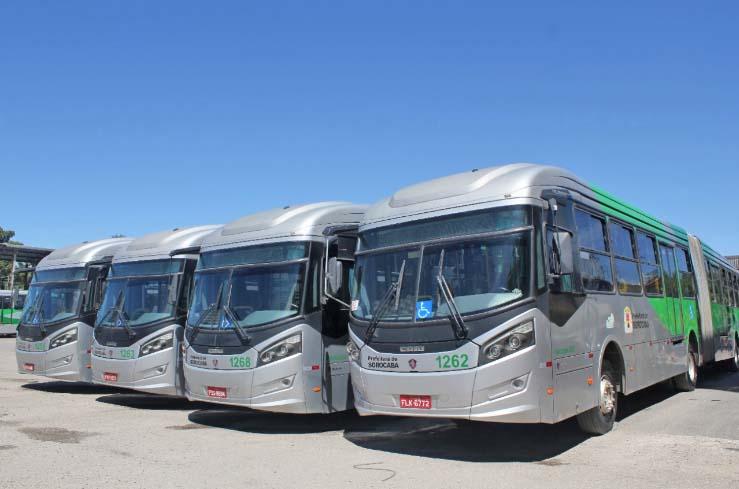 SP: Sorocaba segue com pagamento de tarifa com carteira digital nos ônibus do Consor