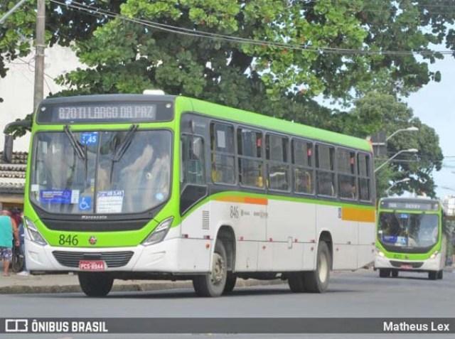 Tentativa de assalto em ônibus deixa passageira adolescente baleada no Recife - revistadoonibus