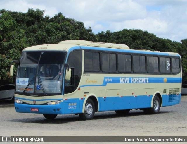 BA: Péssimo serviço da Viação Novo Horizonte gera reclamações em Vitória da Conquista