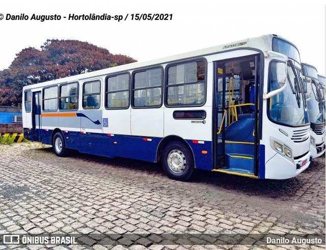 SP: Piracicaba anuncia nova identidade visual da frota de ônibus, igual a usada em Franca