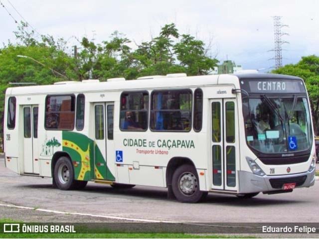SP: Acidente entre carro e ônibus deixa um morto e dois feridos em Caçapava - revistadoonibus