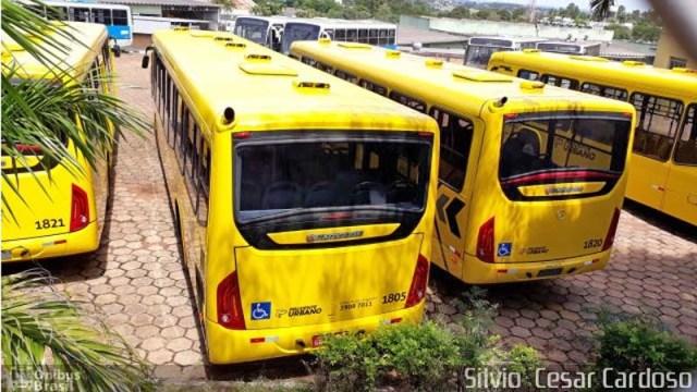 SP: Greve de ônibus em Presidente Prudente completa sete dias - revistadoonibus