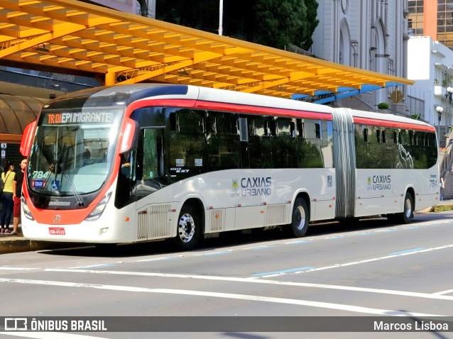 RS: Caxias do Sul anuncia mudanças no transporte coletivo a partir desta sexta