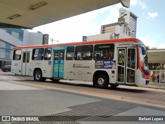 PB: Campina Grande opera com 50% da frota de ônibus no feriado de Corpus Christi - revistadoonibus