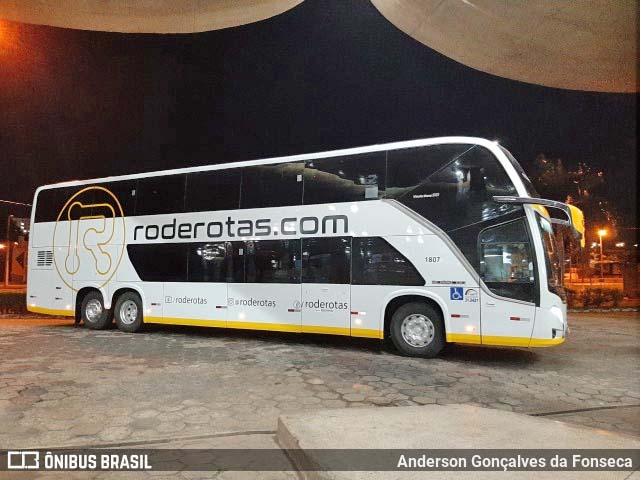 Rode Rotas assume Busscar DD Mercedes-Benz que já foi usado na Kaissara - revistadoonibus