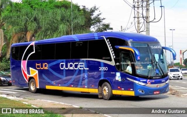 Vídeo: Acidente com ônibus da Gurgel Tur deixa oito feridos na GO-020 em Senador Canedo - revistadoonibus