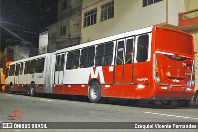 Assalto a ônibus na zona norte de Manaus gera medo e pânico nos passageiros - revistadoonibus